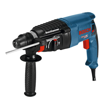 Factory Reconditioned Bosch GBH2-26-RT 8.0 Amp 1 in. SDS-Plus Bulldog Xtreme Rotary Hammer image number 2