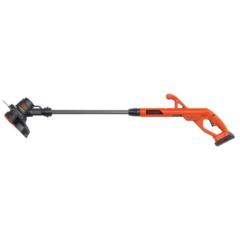 Factory Reconditioned Black & Decker LST201R 20V MAX 1.5 Ah Cordless Lithium-Ion 10 in. String Trimmer/Edger image number 1