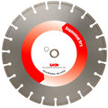 MK Diamond MK-699D 14 in. Dry Cutting Concrete & Asphalt Blade
