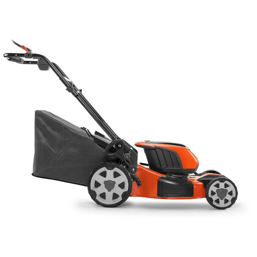 Husqvarna 967682501 LE121P Battery Push Mower with Battery and Charger image number 0