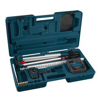 Bosch GLL-150-ECK Self-Leveling 360 Degree 500 ft. LR3 Exterior Laser Kit image number 3