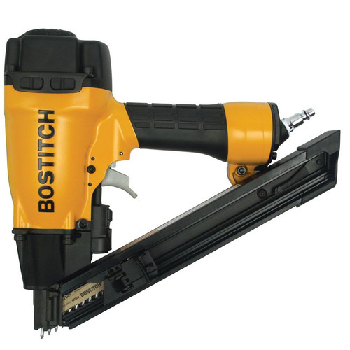 Bostitch MCN150 35 Degree 1-1/2 in. Metal Connector Framing Nailer (Short Magazine) image number 4