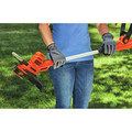 Black & Decker BESTE620 6.5 Amp/ 14 in. POWERCOMMAND Electric String Trimmer/Edger with EASYFEED image number 11