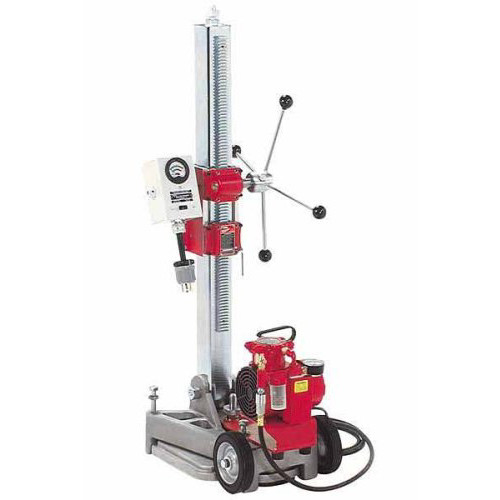 Milwaukee 4136 Diamond Coring Rig with Large Base Stand