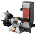 JET 578436 IBGB-436 8 in. Industrial Grinder and 4 x 36 in. Belt Sander image number 2