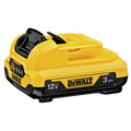 Dewalt DCS312G1 XTREME 12V MAX Brushless Lithium-Ion One-Handed Cordless Reciprocating Saw Kit (3 Ah) image number 5