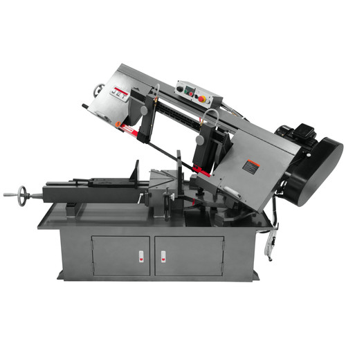 JET MBS-1018-1 230V 10 in. x 18 in. Horizontal Dual Mitering Bandsaw image number 0