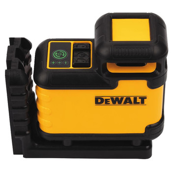 Dewalt DW03601CG 360-Degrees Green beam Cross Line Laser image number 3