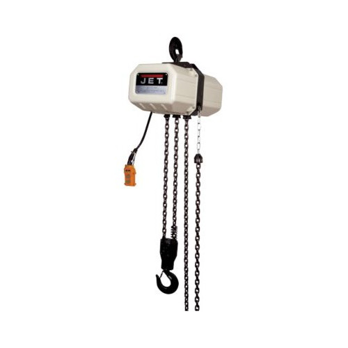 JET 1/2SS-3C-15 1/2 Ton 3 PH 15 ft. Lift 230V/460V Prewired 460V