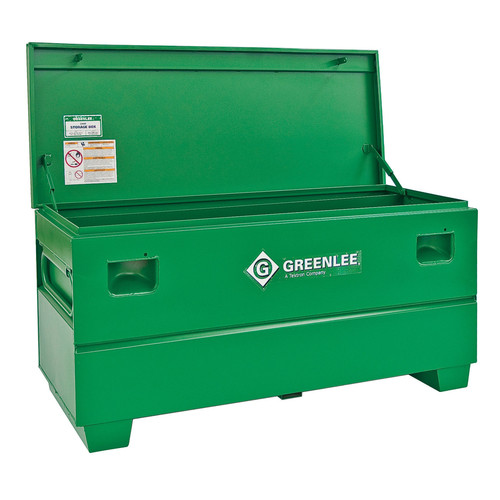 Greenlee 50233637 20 cu-ft. 60 x 24 x 25 in. Storage Chest with Tray