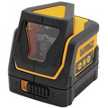 Dewalt DW0811 360 Degree Self-Leveling Horizontal/Vertical Line Laser