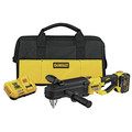 Dewalt DCD470X1 FLEXVOLT 60V MAX Lithium-Ion In-Line 1/2 in. Cordless Stud and Joist Drill Kit with E-Clutch System (9 Ah) image number 0