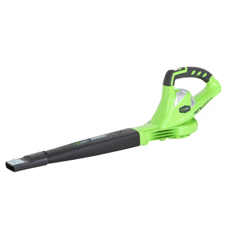 Greenworks 24102 40V Cordless Lithium-Ion Two Speed Handheld Blower (Bare Tool)