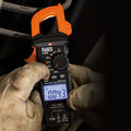 Klein Tools CL800 Digital AC TRMS Low Impedance Cordless Auto-Range Clamp Meter Kit image number 3