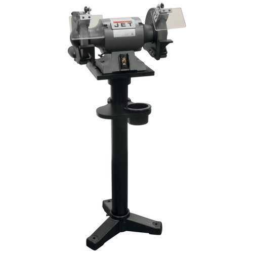 JET 577103K 115V 10 in. Shop Bench Grinder and JPS-2A Stand image number 0