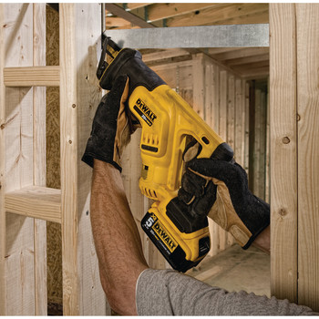 Dewalt DCS387B 20V MAX Cordless Lithium-Ion Reciprocating Saw (Tool Only) image number 6