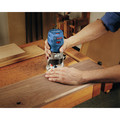 Bosch GKF125CEPK Colt 1.25 HP Variable-Speed Palm Router Combination Kit (7 Amp) image number 8