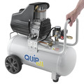 Quipall 8-2 2 HP 8 Gallon Oil Free Hotdog Air Compressor image number 6