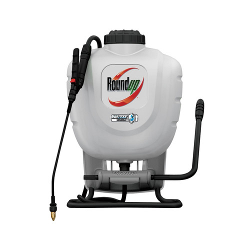 Roundup 190367 4 Gallon No-Leak Backpack Sprayer (Eng/Fr)