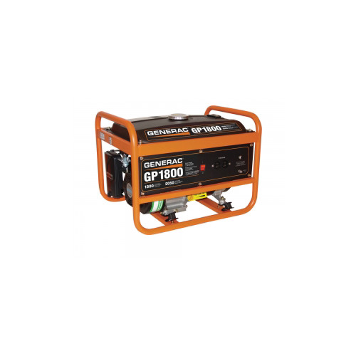 Generac GP1800 GP Series 1,800 Watt Portable Generator