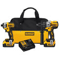 Factory Reconditioned Dewalt DCK299M2R 20V MAX XR Cordless Lithium-Ion Hammerdrill & Impact Driver Combo Kit image number 0