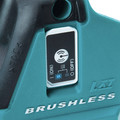 Makita XPK02Z 18V LXT AWS Capable Brushless Lithium-Ion 3-1/4 in. Cordless Planer (Tool Only) image number 4