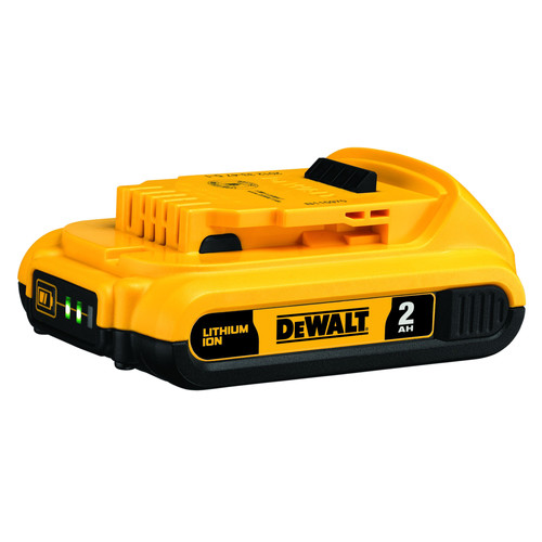 Dewalt DCB203 20V MAX XR 2 Ah Lithium-Ion Compact Battery image number 0