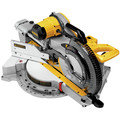 Dewalt DWS779 12 in. Double-Bevel Sliding Compound Corded Miter Saw image number 8