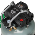 Metabo HPT EC710SM Portable 6 Gallon Oil-Free Pancake Air Compressor image number 2