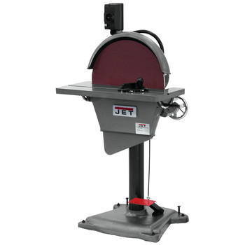JET 577011 20 in. Disc Sander 3Ph 440V