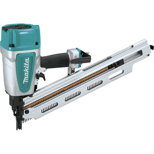 Makita AN924 21-Degree Full Round Head 3-1/2 in. Framing Nailer image number 0