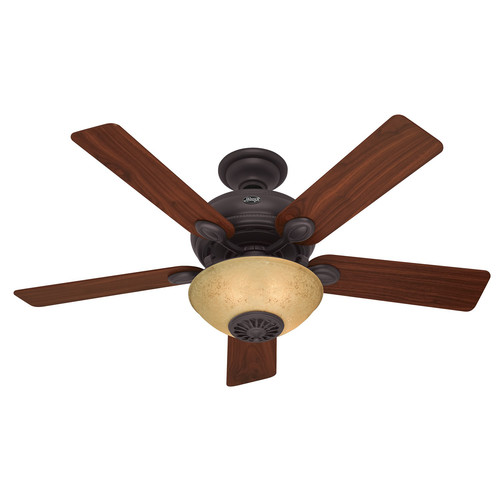 Factory Reconditioned Hunter CC59033 52 in. New Bronze Indoor Ceiling Fan