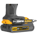 Dewalt DCD780C2 20V MAX Lithium-Ion Compact 1/2 in. Cordless Drill Driver Kit (1.5 Ah) image number 3