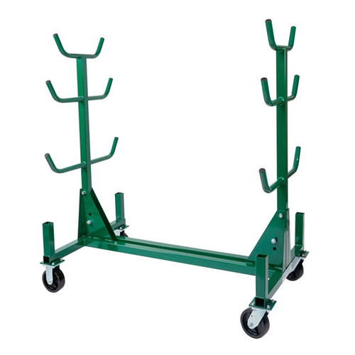 Greenlee 50153439 1,000 lb. Capacity Portable Pipe and Conduit Rack image number 0