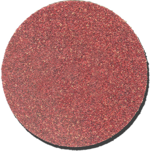3M 1117 6 in. 40D Red Abrasive Stikit Disc (25-Pack)