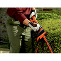 Black & Decker HH2455 24 in. Hedge Trimmer with Rotating Handle image number 8