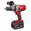 Milwaukee 0726-22 M28 Lithium-Ion 1/2 in. Cordless Hammer Drill Kit (3 Ah) image number 0