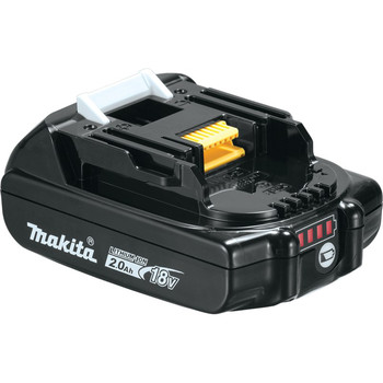 Makita XFD10R 18V LXT Lithium-Ion Compact 1/2 in. Cordless Drill Driver Kit (2 Ah) image number 2