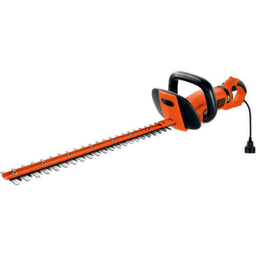 Black & Decker HH2455 24 in. Hedge Trimmer with Rotating Handle image number 0