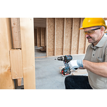 Bosch DDH183-01 18V Lithium-Ion EC Brushless Brute Tough 1/2 in. Cordless Drill Driver Kit (4 Ah) image number 6