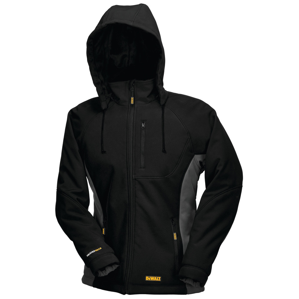 Dewalt 12v 20v Max Women S Black Heated Jacket Kit Xl