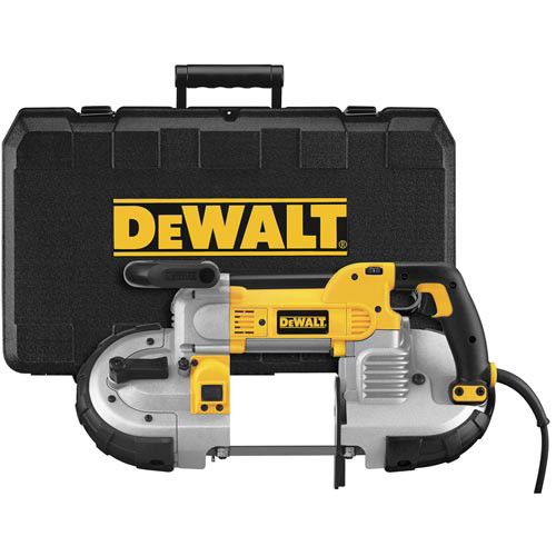 DWM120K Heavy Duty Deep Cut Portable Band Saw Kit