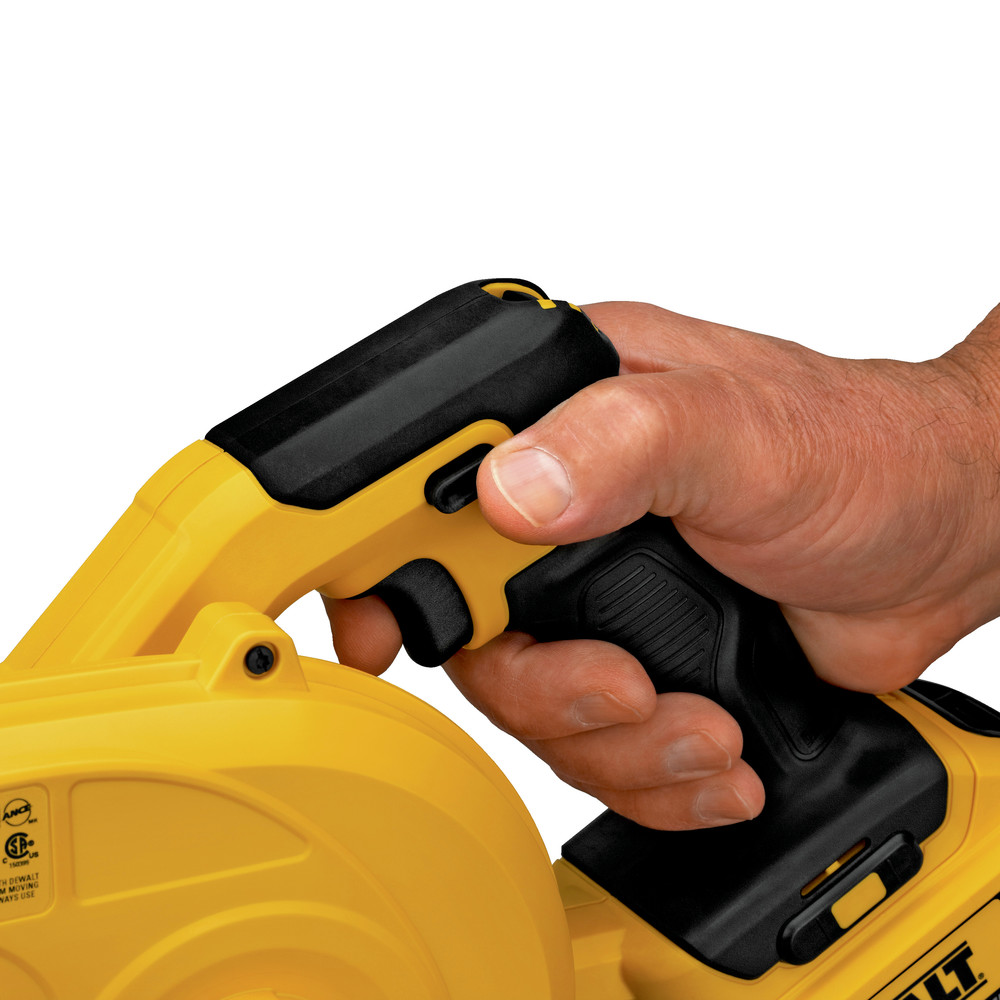 DeWalt-DCE100BR-20V-MAX-Cordless-Li-Ion-Jobsite-Blower-Tool-Only-Reconditioned thumbnail 3
