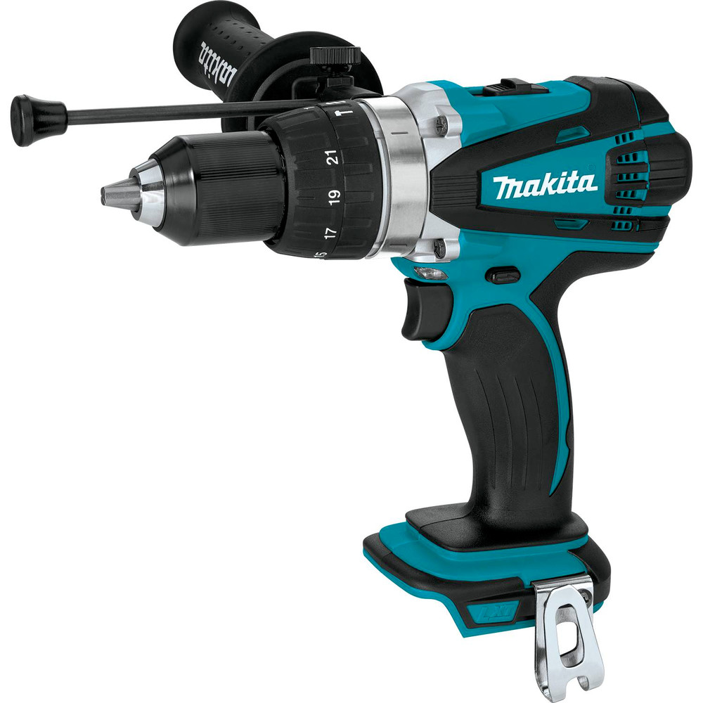 thumbnail 1 - Makita-8V-LXT-Hammer-Drill-Driver-Tool-Only-XPH03Z-RCertified-Refurbished