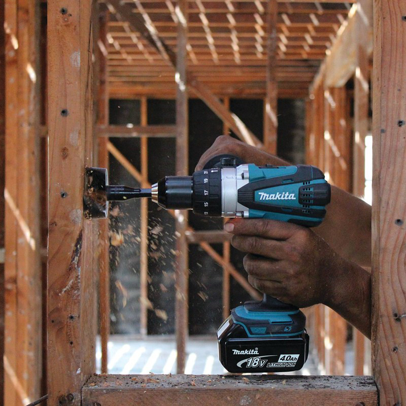 thumbnail 3 - Makita-8V-LXT-Hammer-Drill-Driver-Tool-Only-XPH03Z-RCertified-Refurbished