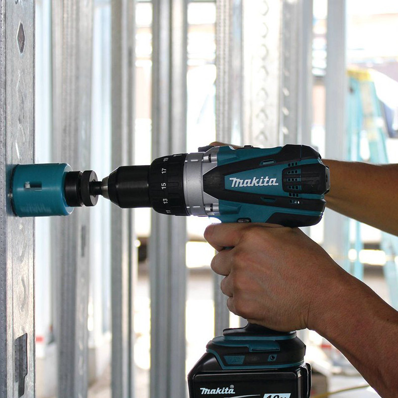 thumbnail 4 - Makita-8V-LXT-Hammer-Drill-Driver-Tool-Only-XPH03Z-RCertified-Refurbished