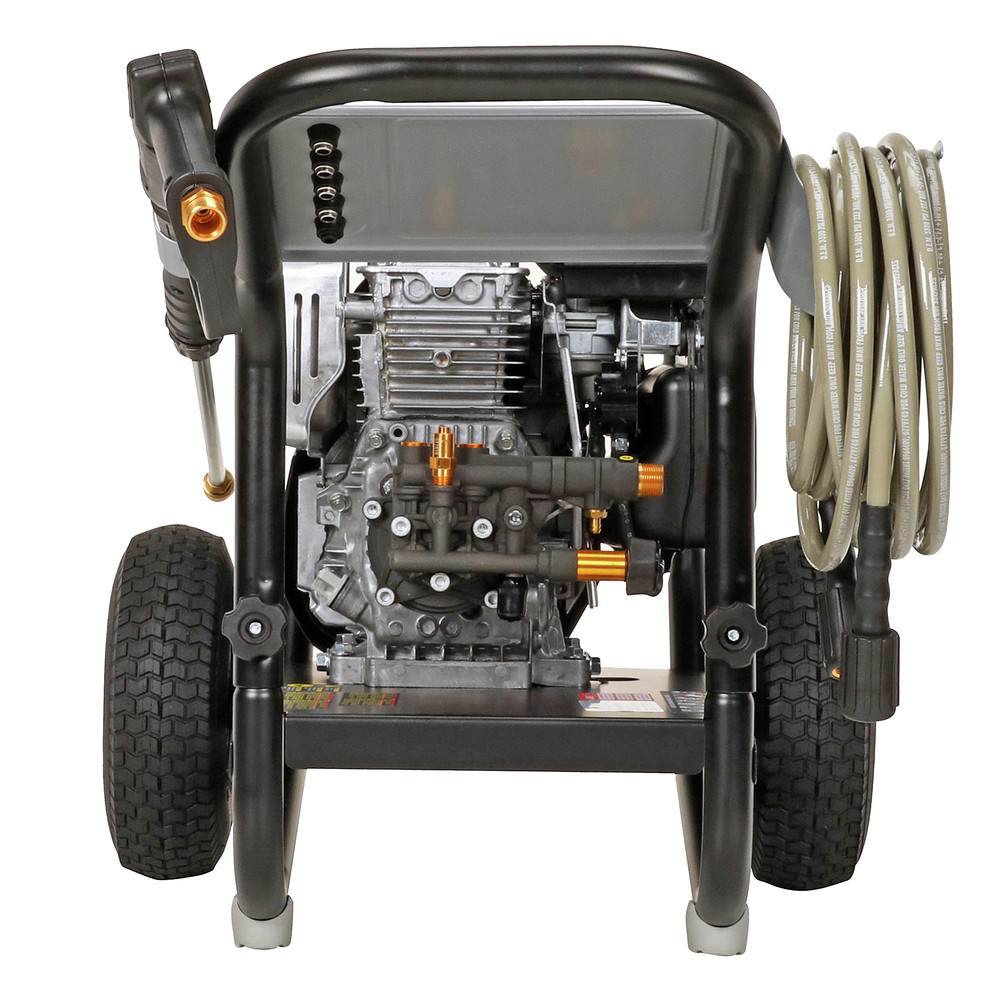 thumbnail 4 - Simpson MSH3125-S 3200 PSI 2.5 GPM Gas Pressure Washer 60551 New