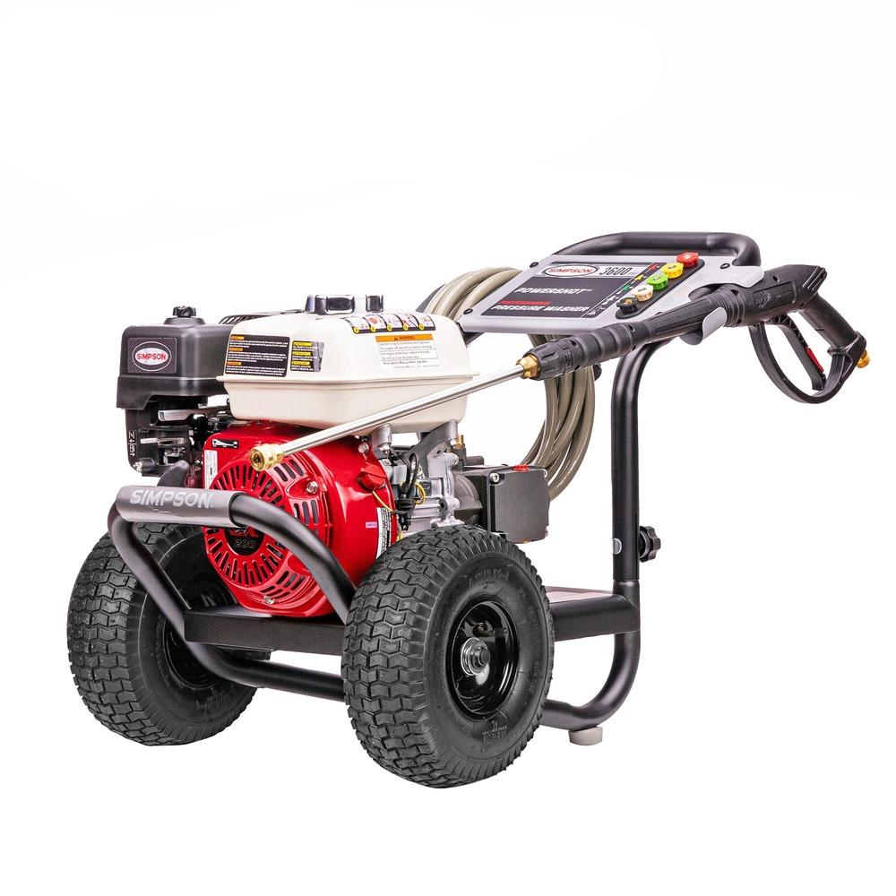 SIMPSON 60996 PowerShot 3600 PSI 2.5 GPM Pressure Washer New
