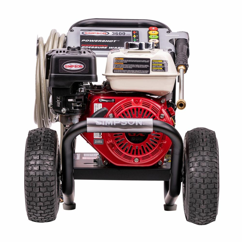 thumbnail 6 - SIMPSON 60996 PowerShot 3600 PSI 2.5 GPM Pressure Washer New