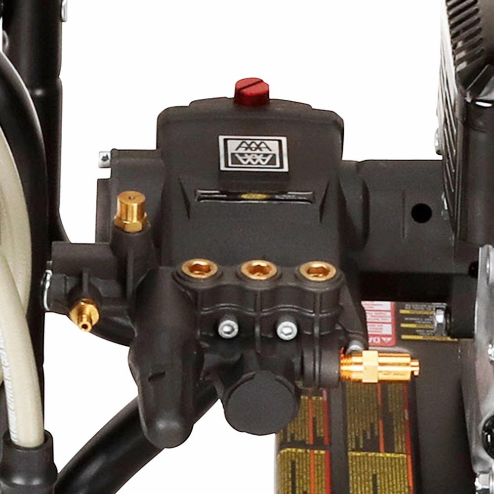 thumbnail 9 - SIMPSON 60996 PowerShot 3600 PSI 2.5 GPM Pressure Washer New